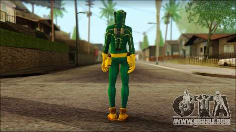 Kick Ass 2 Dave v2 for GTA San Andreas second screenshot