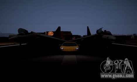 ENB Series by phpa v5 for GTA San Andreas ninth screenshot