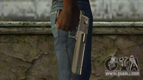 Graffiti Desert Eagle v2 for GTA San Andreas third screenshot