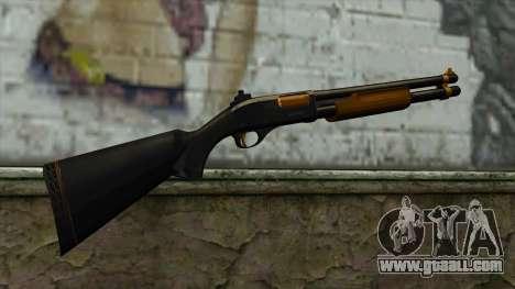 Nitro Shotgun for GTA San Andreas second screenshot
