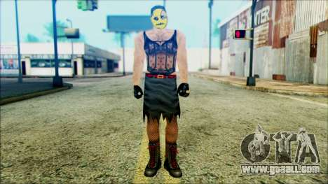 Manhunt Ped 14 for GTA San Andreas