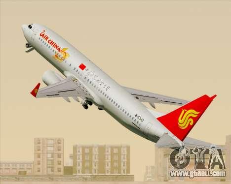Boeing 737-89L Air China for GTA San Andreas
