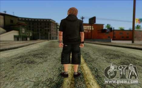 GTA 5 Wade Hebert for GTA San Andreas second screenshot