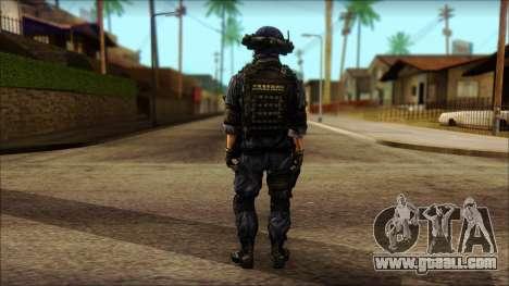 MG from PLA v3 for GTA San Andreas second screenshot