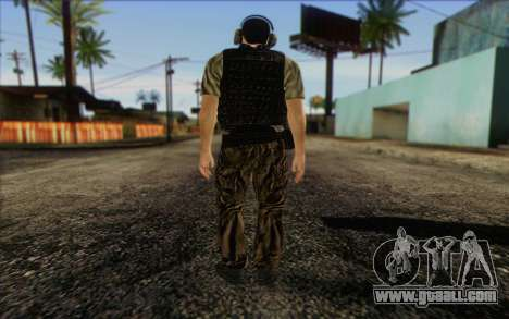 Asano from ArmA II: PMC for GTA San Andreas second screenshot