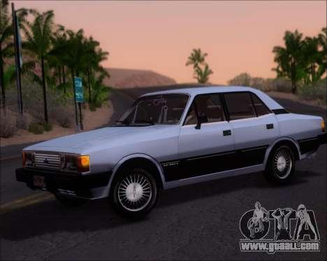 Chevrolet Opala Diplomata 1987 for GTA San Andreas