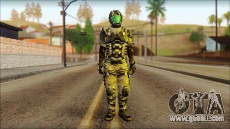 Crew from Dead Space 3 for GTA San Andreas
