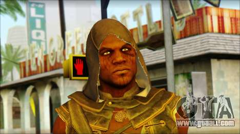 Adewale from Assassins Creed 4: Freedom Cry for GTA San Andreas third screenshot