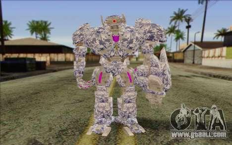Shockwawe v3 for GTA San Andreas
