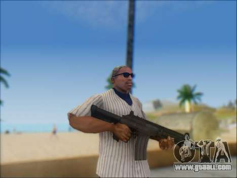 Israeli carbine ACE 21 for GTA San Andreas tenth screenshot