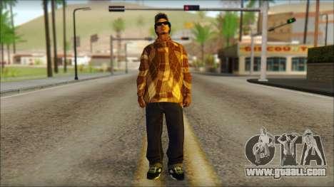 Eazy E Lumberjack Skin for GTA San Andreas