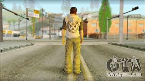 Iceman Street v2 for GTA San Andreas second screenshot