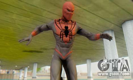 Skin The Amazing Spider Man 2 - Suit Assasin for GTA San Andreas