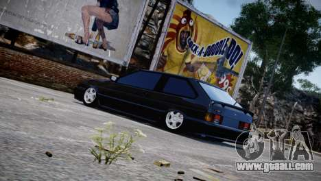 VAZ 2113 for GTA 4 back left view