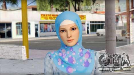 Gaza Tina Armstrong for GTA San Andreas third screenshot