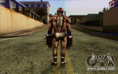 Fleshpound for GTA San Andreas second screenshot