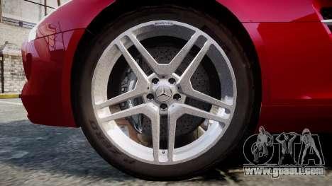 Mercedes-Benz SLS AMG [EPM] for GTA 4 back view