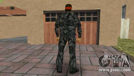 Camo Skin 12 for GTA Vice City second screenshot