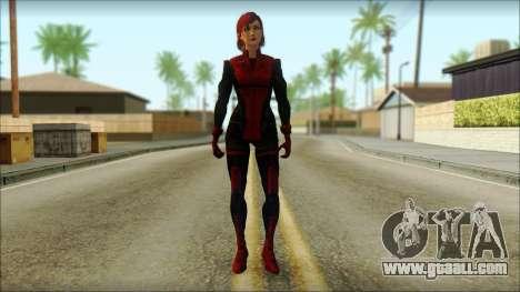 Mass Effect Anna Skin v3 for GTA San Andreas