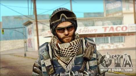 Veteran (AVA) v2 for GTA San Andreas third screenshot