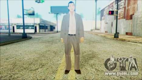 Triadb from Beta Version for GTA San Andreas