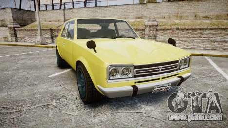 Vulcar Warrener for GTA 4