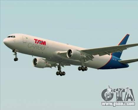 Boeing 767-300ER F TAM Cargo for GTA San Andreas