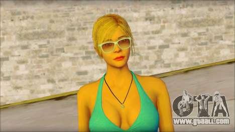 Tracey De Santa for GTA San Andreas third screenshot