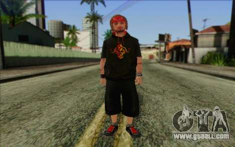 GTA 5 Wade Hebert for GTA San Andreas