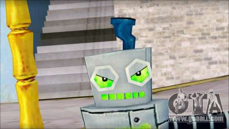 Hamsmp from Sponge Bob for GTA San Andreas forth screenshot