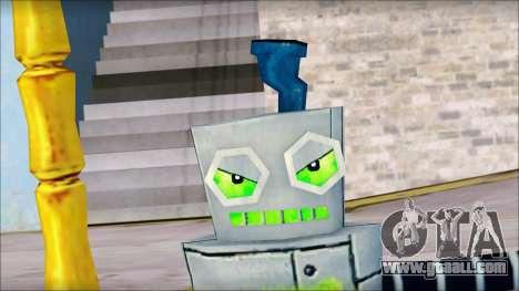 Hamsmp from Sponge Bob for GTA San Andreas forth screenshot