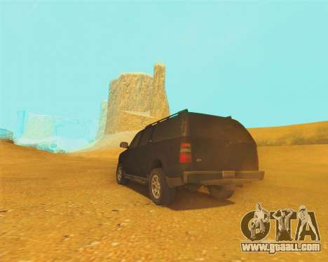 LS ENB by JayZz for GTA San Andreas second screenshot