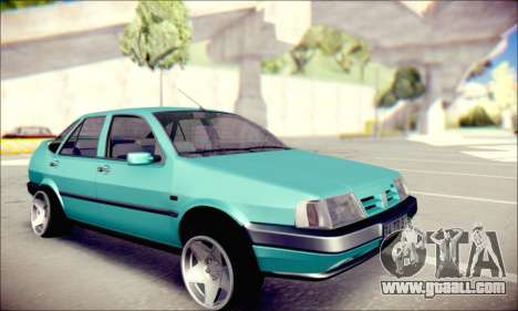 Fiat Tempra TR for GTA San Andreas left view