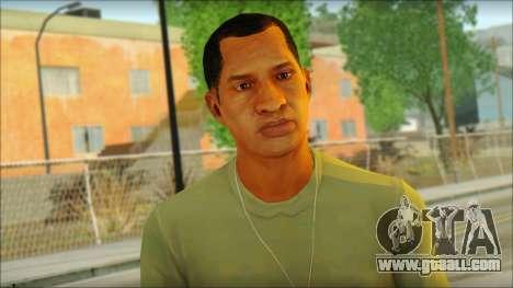 GTA 5 Soldier v3 for GTA San Andreas third screenshot
