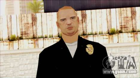 Lapd1 from Beta Version for GTA San Andreas third screenshot