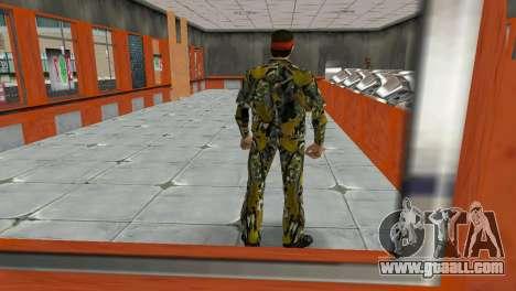 Camo Skin 16 for GTA Vice City second screenshot