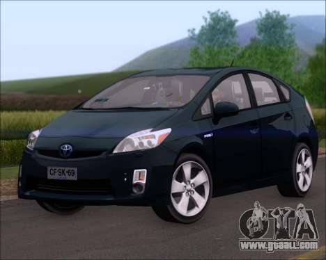 Toyota Prius for GTA San Andreas