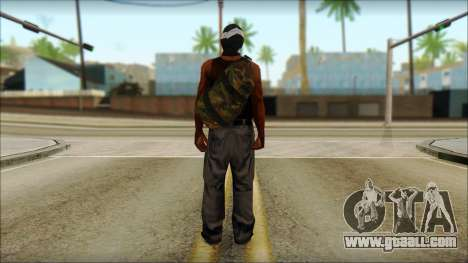 Rob v2 for GTA San Andreas second screenshot