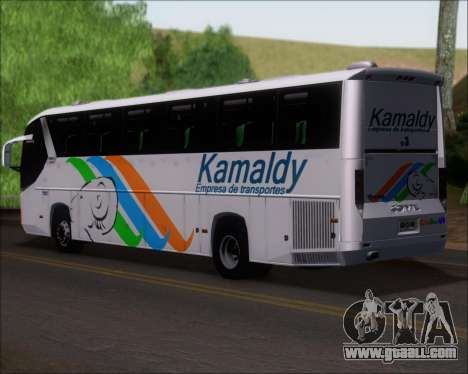 Comil Campione 3.45 Scania K420 Kamaldy for GTA San Andreas right view