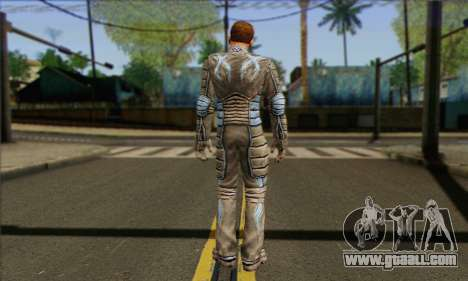 Айсмен (X-Men The Official Game) for GTA San Andreas second screenshot