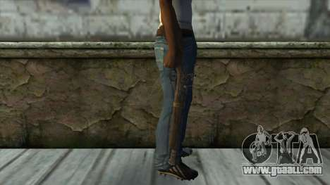 Trabuco from Assassins Creed 4: Freedom Cry for GTA San Andreas third screenshot