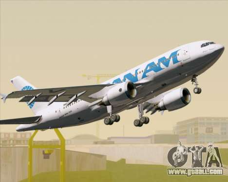 Airbus A310-324 Pan American World Airways for GTA San Andreas