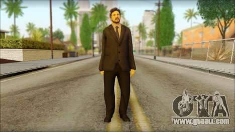 GTA 5 Ped 12 for GTA San Andreas