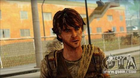 Adam (I Am Alive) for GTA San Andreas third screenshot