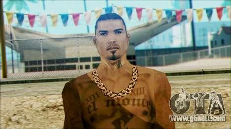 New Cesar for GTA San Andreas third screenshot