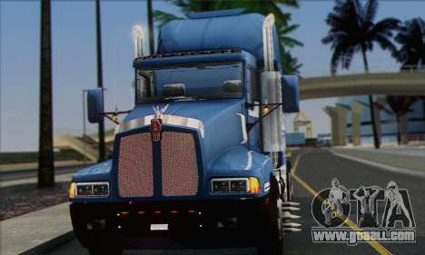 Kenworth T600 for GTA San Andreas right view