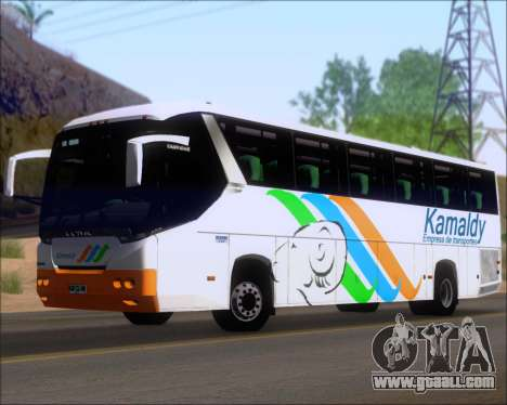 Comil Campione 3.45 Scania K420 Kamaldy for GTA San Andreas