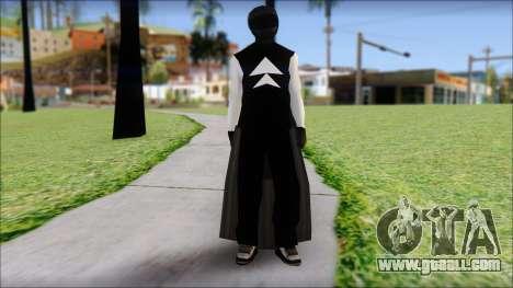 Phoenix Fly Wingsuit for GTA San Andreas