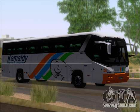Comil Campione 3.45 Scania K420 Kamaldy for GTA San Andreas left view