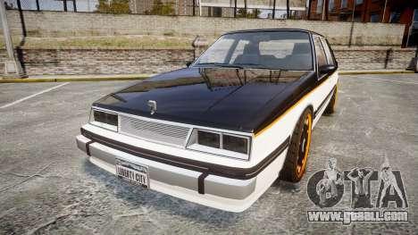 Willard Watch Dogs Black Viceroys for GTA 4